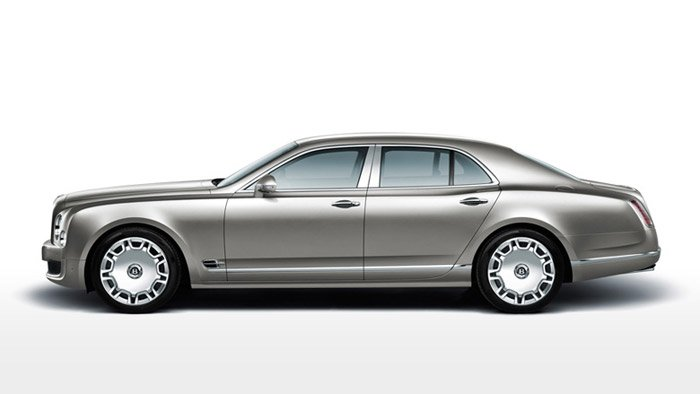 2011 Bentley Mulsanne