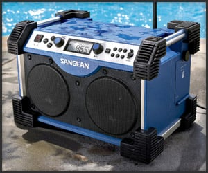 Sangean Radio/iPod Player