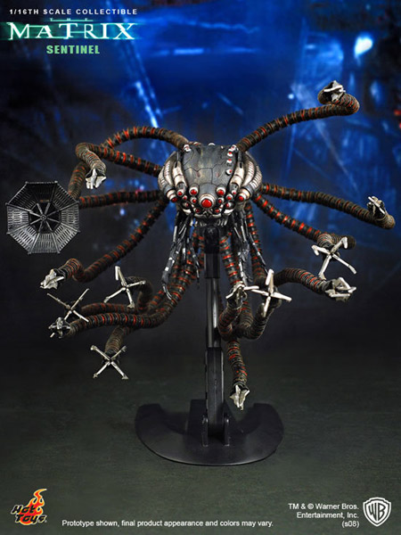 The Matrix: Sentinel Figure
