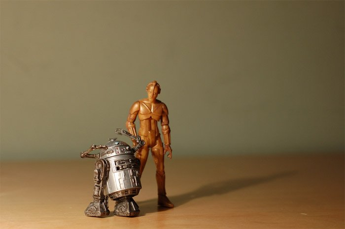 McQuarrie Action Figures