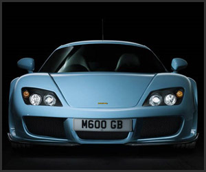 Noble M600 Supercar