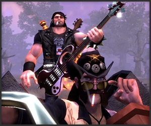 Warrior: Brutal Legend