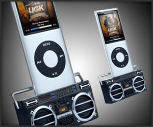 Retro iPod Speakers
