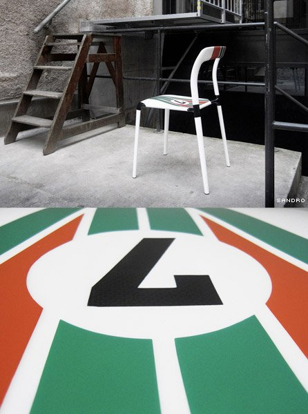 Laisr Race Car Chairs