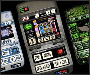 Tricorder PMP-09
