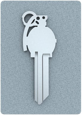 Stay Key Designer Keys