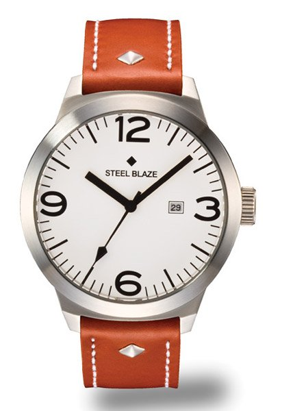 Steel Blaze Watch