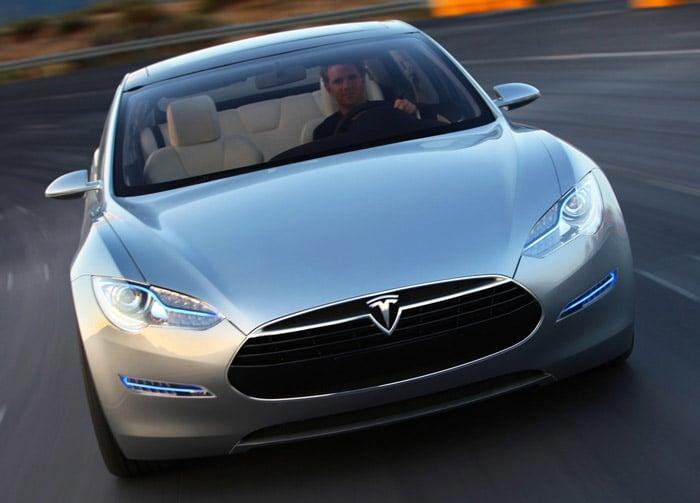 Tesla Model S (Photos)