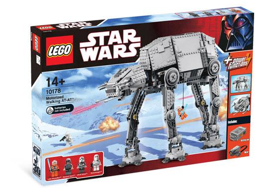 LEGO Motorized AT-AT