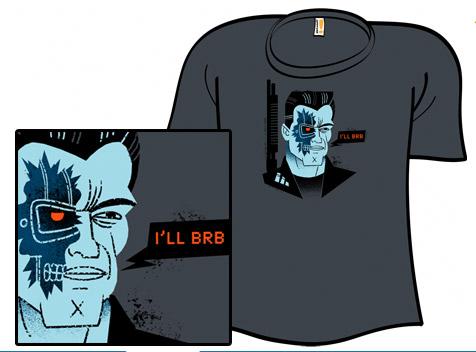 The Textinator T-shirt