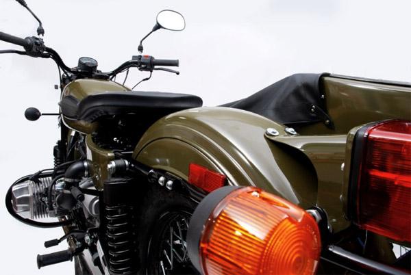Ural Patrol T Motorcycle