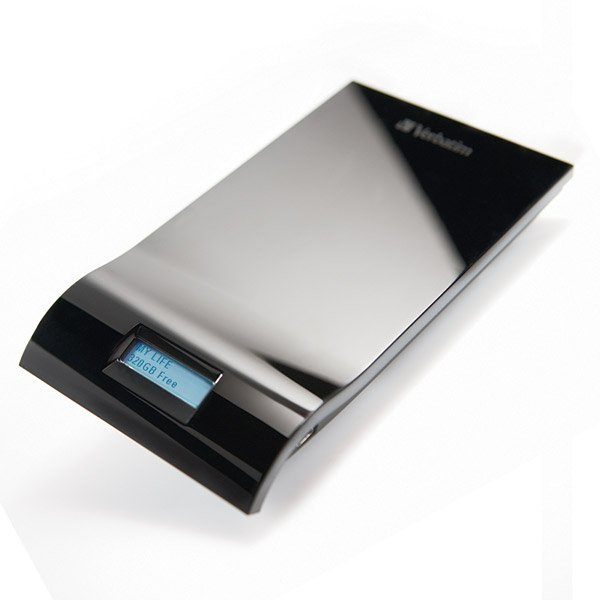InSight USB Hard Drive