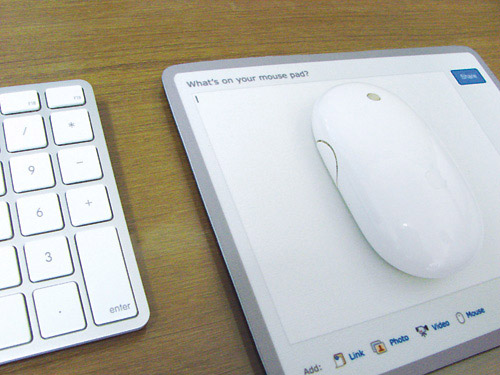 Twitter/FB Mouse Pads