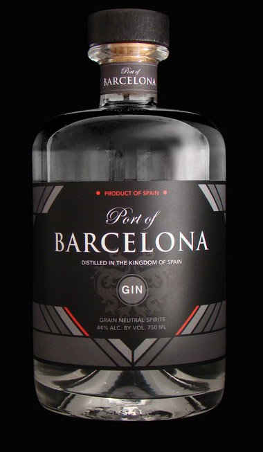 Port of Barcelona Gin