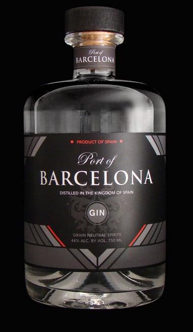 Port of Barcelona Gin