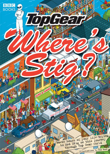 Book: Where's Stig?
