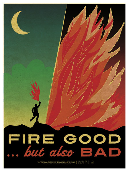 Time Travel Posters