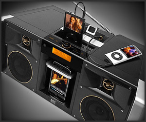 Altec Lansing MIX Boombox