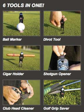 DivPro Golf Divot