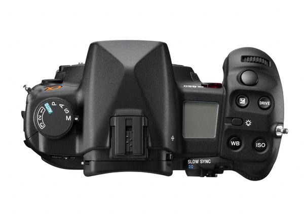 Sony A850 DSLR