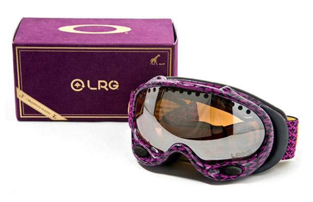 L-R-G x Oakley Goggles