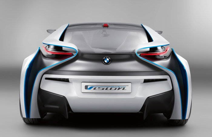 Bmw Ved Concept The Awesomer
