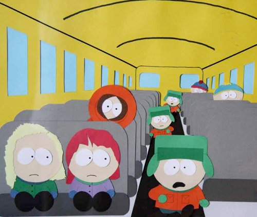 South Park: Unaired Pilot