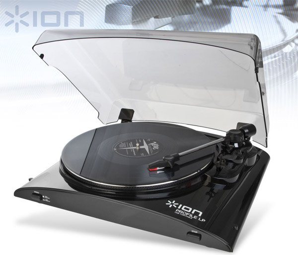 Ion profile pro usb turntable download