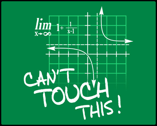 Can't Touch This Equation