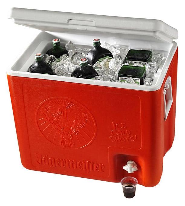 6-Bottle Shot Cooler