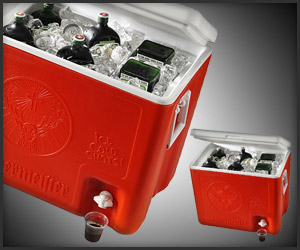6-Bottle Shot Cooler