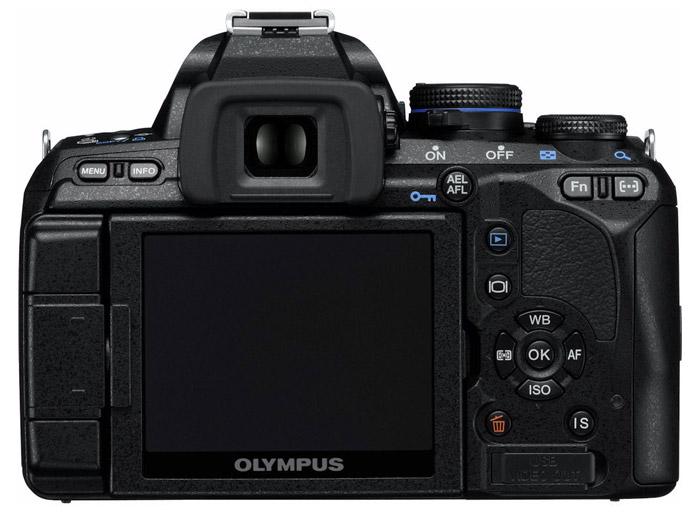 Olympus E-600 DSLR