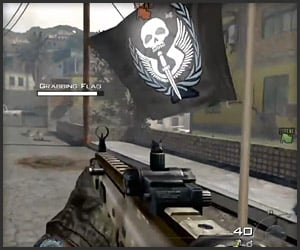 Flag Runner: MW2