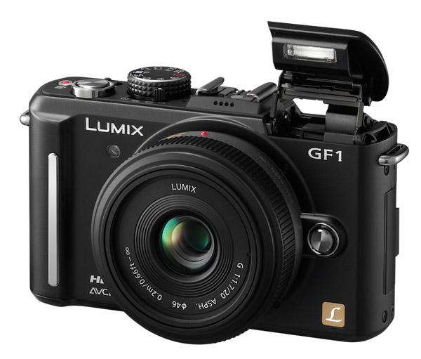 Lumix DMC-GF1