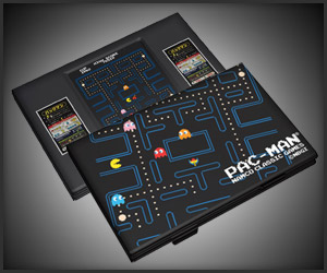 Pac-Man Card Holder