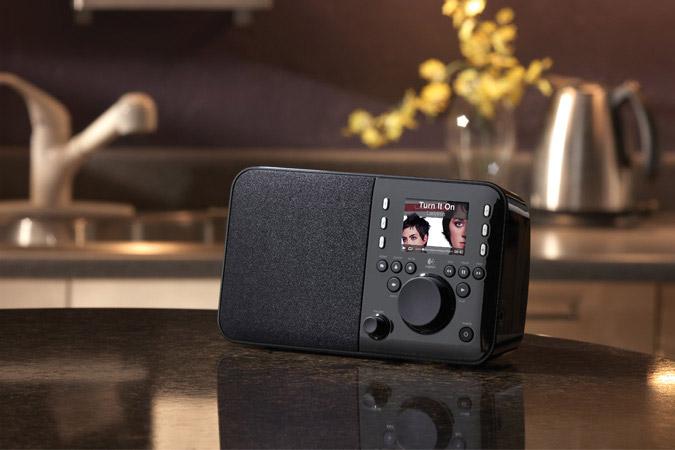 Squeezebox Radio & Touch