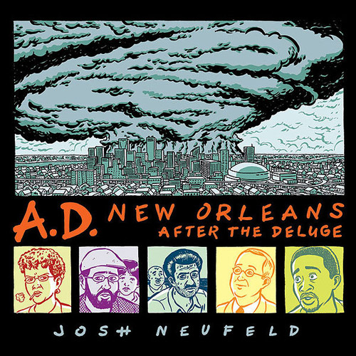 After Deluge: New Orleans