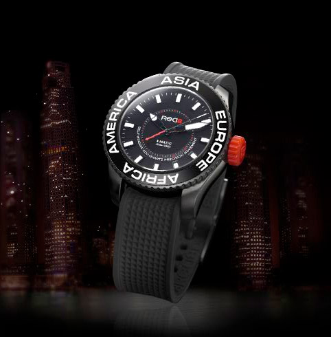 RED8 Watches