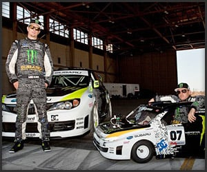 Video: Gymkhana 2.1