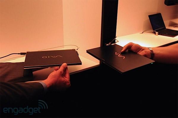 Video: Sony Vaio X