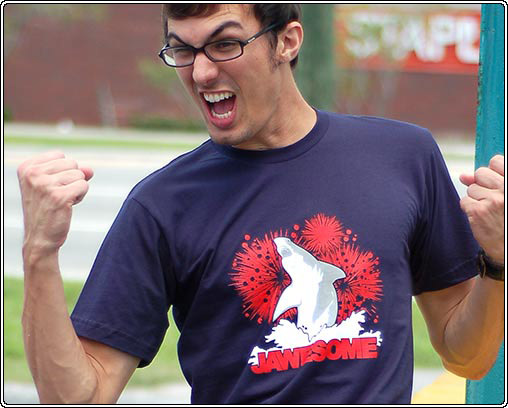 Jawesome T-shirt