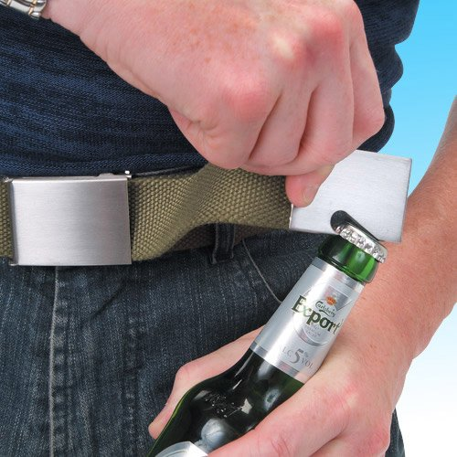 Beer Belt Bottle Opener