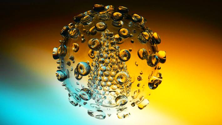 Deadly Virus Sculptures