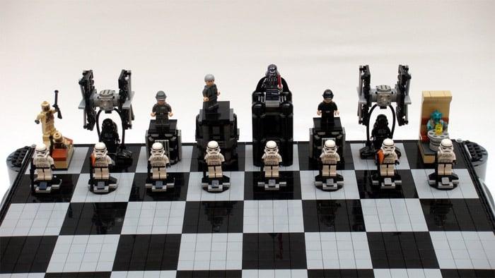 Star Wars x LEGO Chess