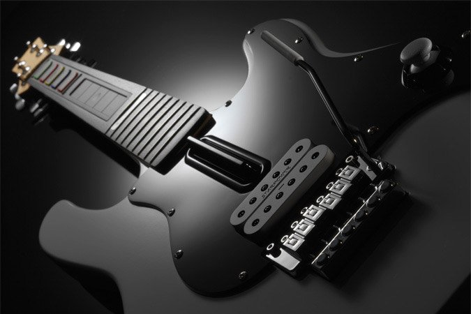 Wireless Guitar for Wii