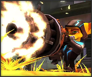 Weapons: Ratchet/Clank CT