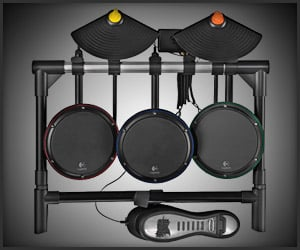 Wii/Xbox Wireless Drums