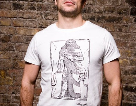 Ivory Skies T-shirts