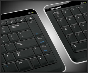 MS Mobile Keyboard 6000