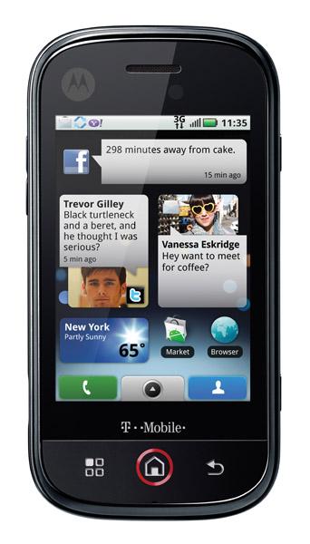 T-Mobile/Motorola CLIQ